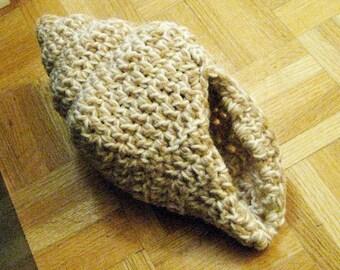 Crochet PDF Pattern - Crochet Seashell