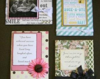 July 2012 Handmade Card Kit