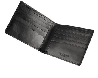 Mens Leather  Wallet 8 Card
