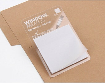 Tracing Paper Sticky Note Adhesive Paper Memos
