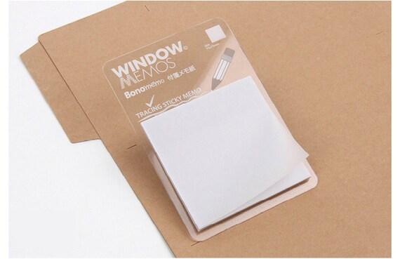 window memos