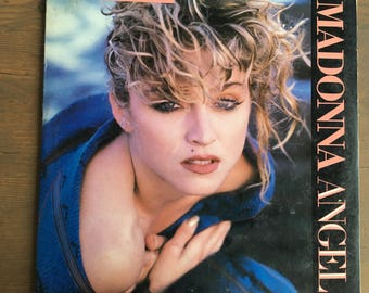 "Madonna - Angel / Into The Goroove - 12"" vinyl"