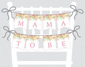 Printable Floral Baby Sho...
