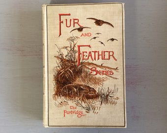 FUR and FEATHER - The PARTRIDGE