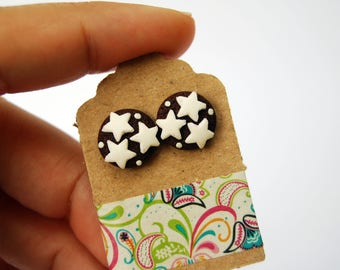 Biscuits in Fimo-Little things Collection
