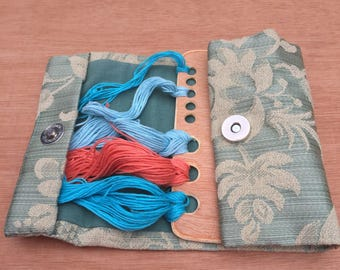 Thread Friend! Embroidery/Sewing Thread Organiser - Limited Edition Fabric!