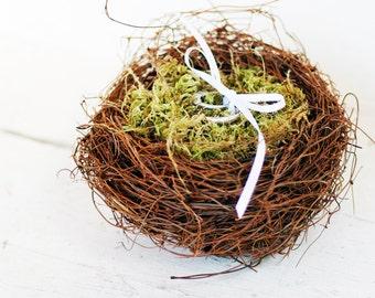 Ring Bearer Nest - Ring Bearer Pillow