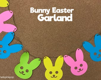 Bunny Easter Garland