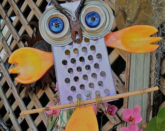 Passion the Purple Grater Owl