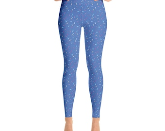 Sprinkles Yoga Leggings