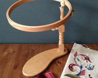 Embroidery 10inch, 25cm, Seat Frame by Elbesee