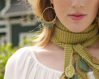 Evergreen - KNITTING PATTERN from Sweet Shawlettes