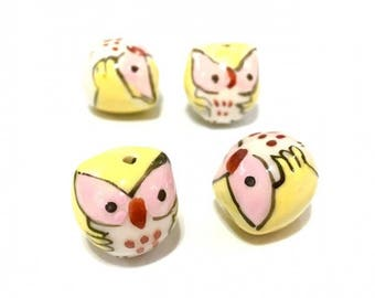 OWL 1 X 15mm ceramic porcelain