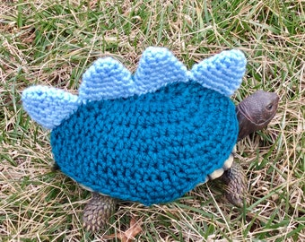 Stegosaurus Dinosaur Turtle Topper Tortoise Cozy