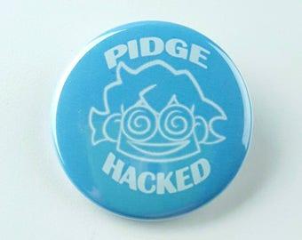 Pidge Hacked Button