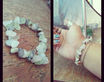 Natural Healing Crystal Bracelet