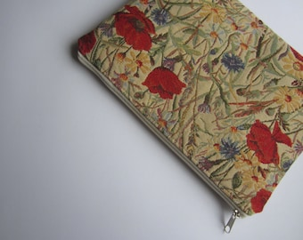 Poppies MacBook Air 11 sleeve, New MacBook case, MacBook 13 sleeve, MacBook 13 inch case, MacBook 12 cover, Laptop Sleeve Cover Case, iPad
