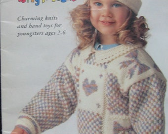 Patons Bright Ideas Childrens Knitting Pattern Book