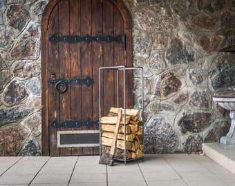 Firewood rack Etsy