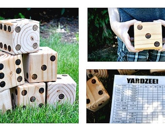 Wood Yard Dice