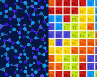The Periodic Table // Pet Bandanas