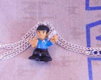 Spock Necklace, Star Trek