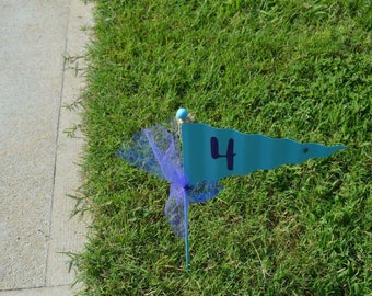 Sidewalk Flags