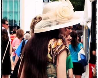 Belle chapeau