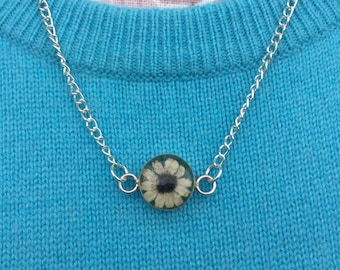 He Loves Me He Loves Me Not Necklace