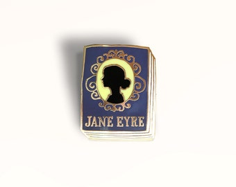 Book Pin: Jane Eyre