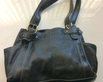 Vintage Liz Claiborne Black shoulder bag