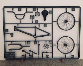 Bike Sculpture 1/1 scale model