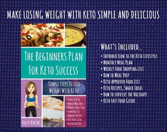 eBook PDF Download The Beginner's Plan to Keto Success