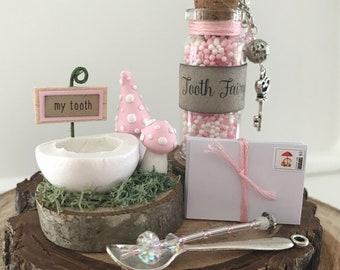 Tooth Fairy Kit - Ballerina