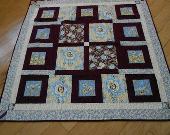 To the Manor Grown Quilt