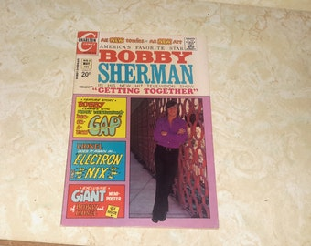 bobby Sherman getting together comic 1972