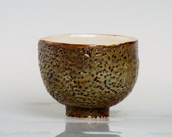 ROBINIA - Porcelain bowl, unique, handmade, OOAK