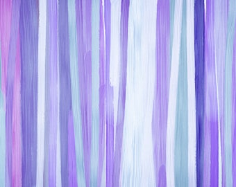 The Lust of Lavender - M. Pier - EMPIRE  Limited Edition Artist Signed Giclee on Canvas