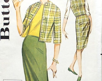One Yard Skirt, Top and Jacket Bust 33