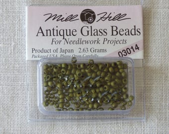 Mill Hill Glass Beads 03014 Antique bead
