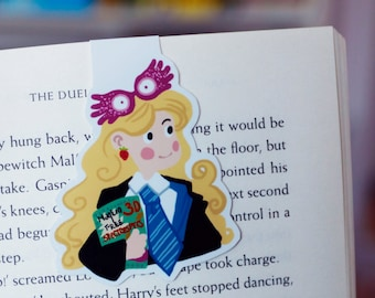 Luna Lovegood bookmark