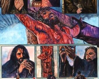 By His Sacrifice