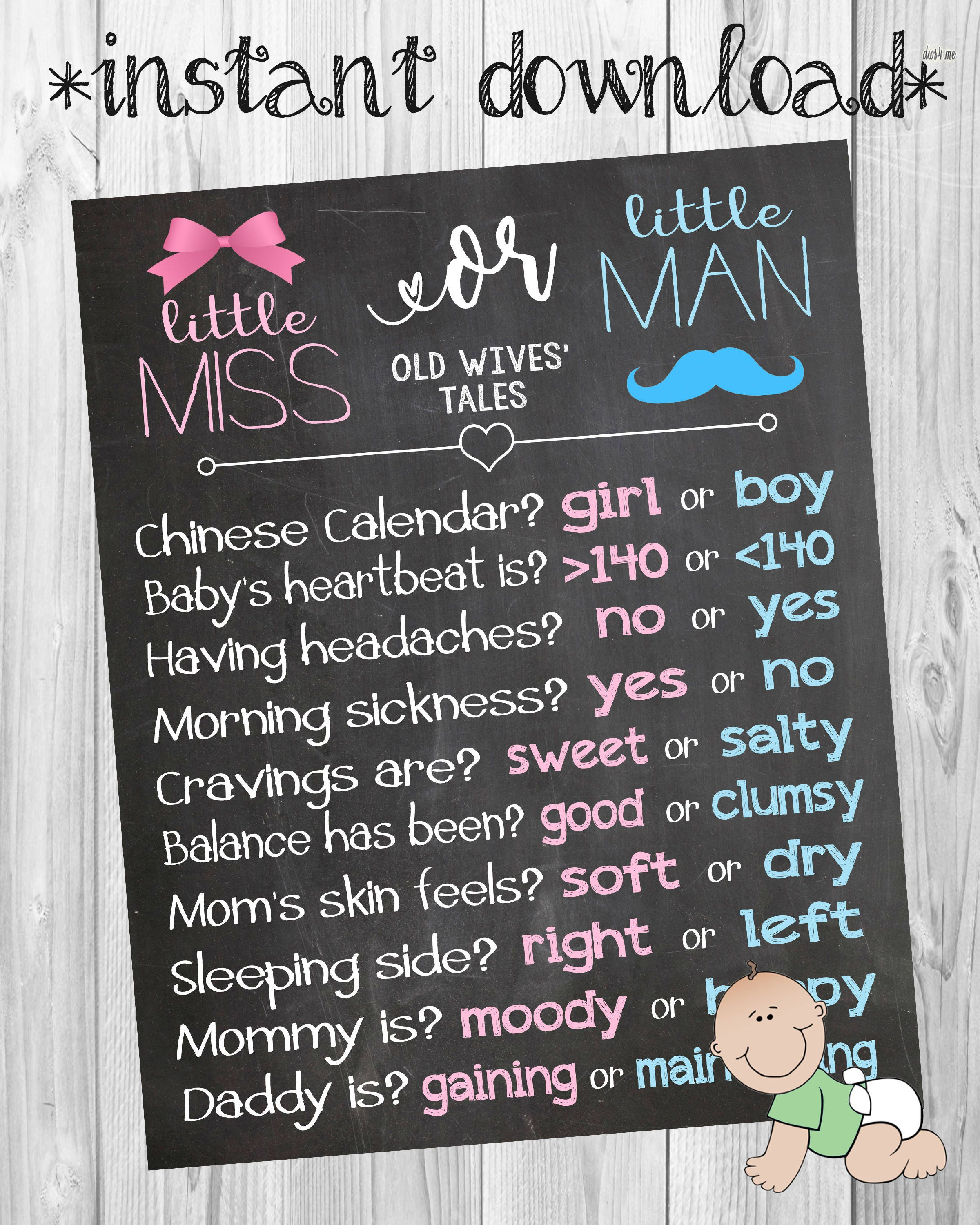 Gender reveal party gender reveal ideas Little miss or