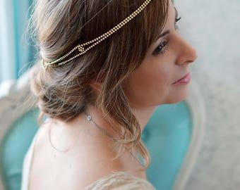 SARAH   Great Gatsby 20s Inspired Headband