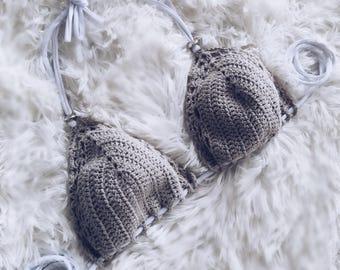 PDF File - The 'Luna' Bikini Crochet Top Pattern