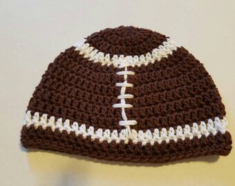 Little Boy Football Beanie