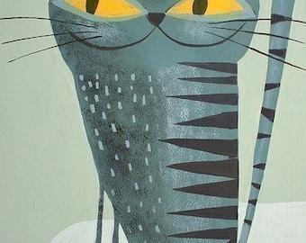 Krasner Kitty.  Offene Auflage von Matt Stephens.