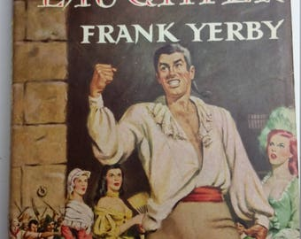 Vintage 1953 The Devil's Laughter by Frank Yerby