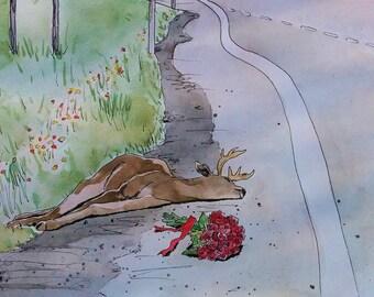 Roadside Remembrance