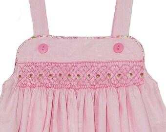 Childrens Corner Pattern / Katina Pattern / Smocked Dress Pattern / Sundress Pattern / Shoulder Straps /  Children's Corner 6